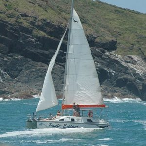 Pacific Explorer, based in Coffs Harbour NSW