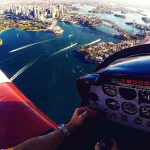 Sydney Harbour Joy Flight