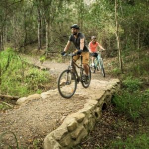 Brisbane Guided Mountain Bike Tour Enoggera Reservoir