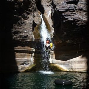 Red Gorge Canyoning Trip, Karijini National Park, WA