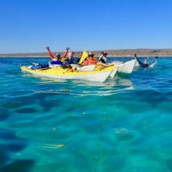Ningaloo Reef Sea Kayaking & Snorkel Tour