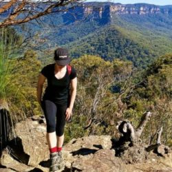 Weekend Hiking Tour Blue Mountains