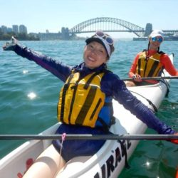 Sydney Harbour Kayak Tour to Goat Island