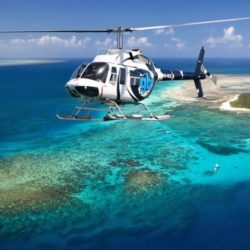 Great Barrier Reef Helicopter Ride, ex Port Douglas, 30 mins