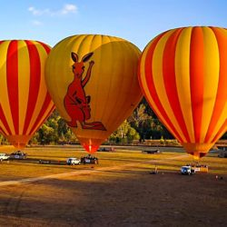 Mareeba Balloon Ride, Cairns, Far North Queensland