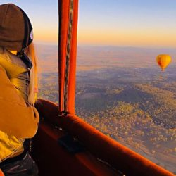 Amazing views from your Cairns Balloon ride