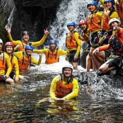 Cairns Canyoning Tour in the Behana Gorge, Cairns QLD
