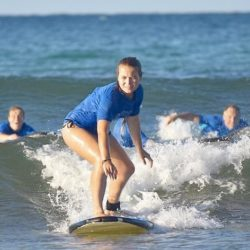 Rainbow Beach Surfing Lessons QLD