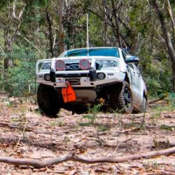 4WD Winch Course in Lithgow west of Sydney NSW