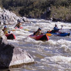 Snowy River White Water Rafting Trip, 1 Day
