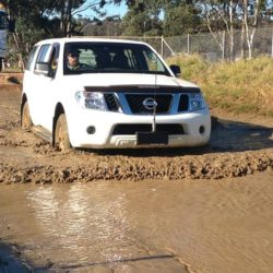 Melbourne 4WD Training and Off road skills course